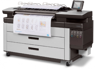 HP PageWide XL 4100 (J2V01A)